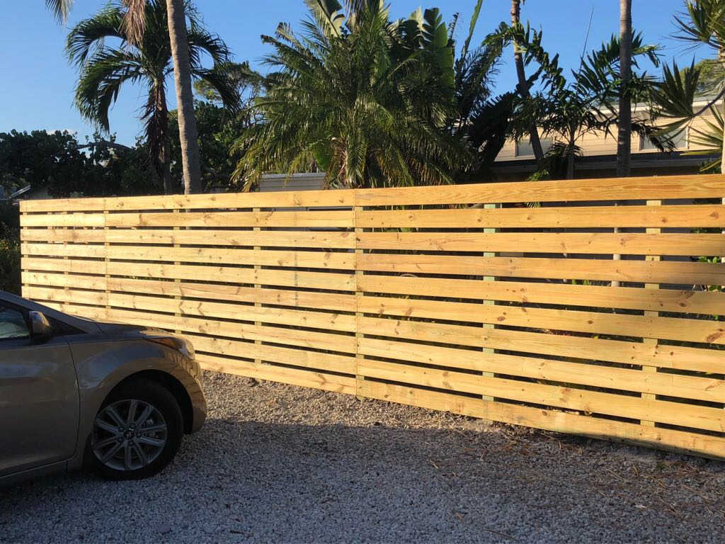 Tampa affordable fencing company