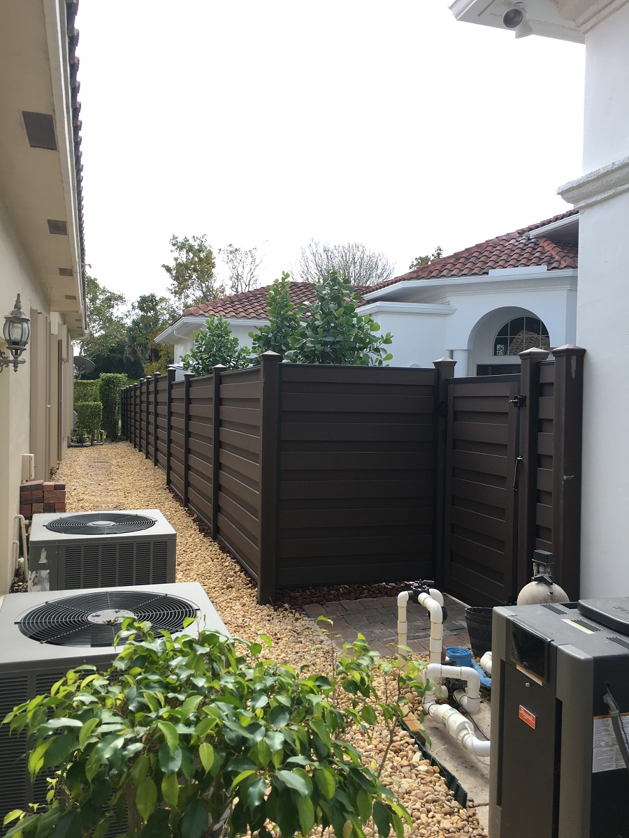 Tampa best fence contractor
