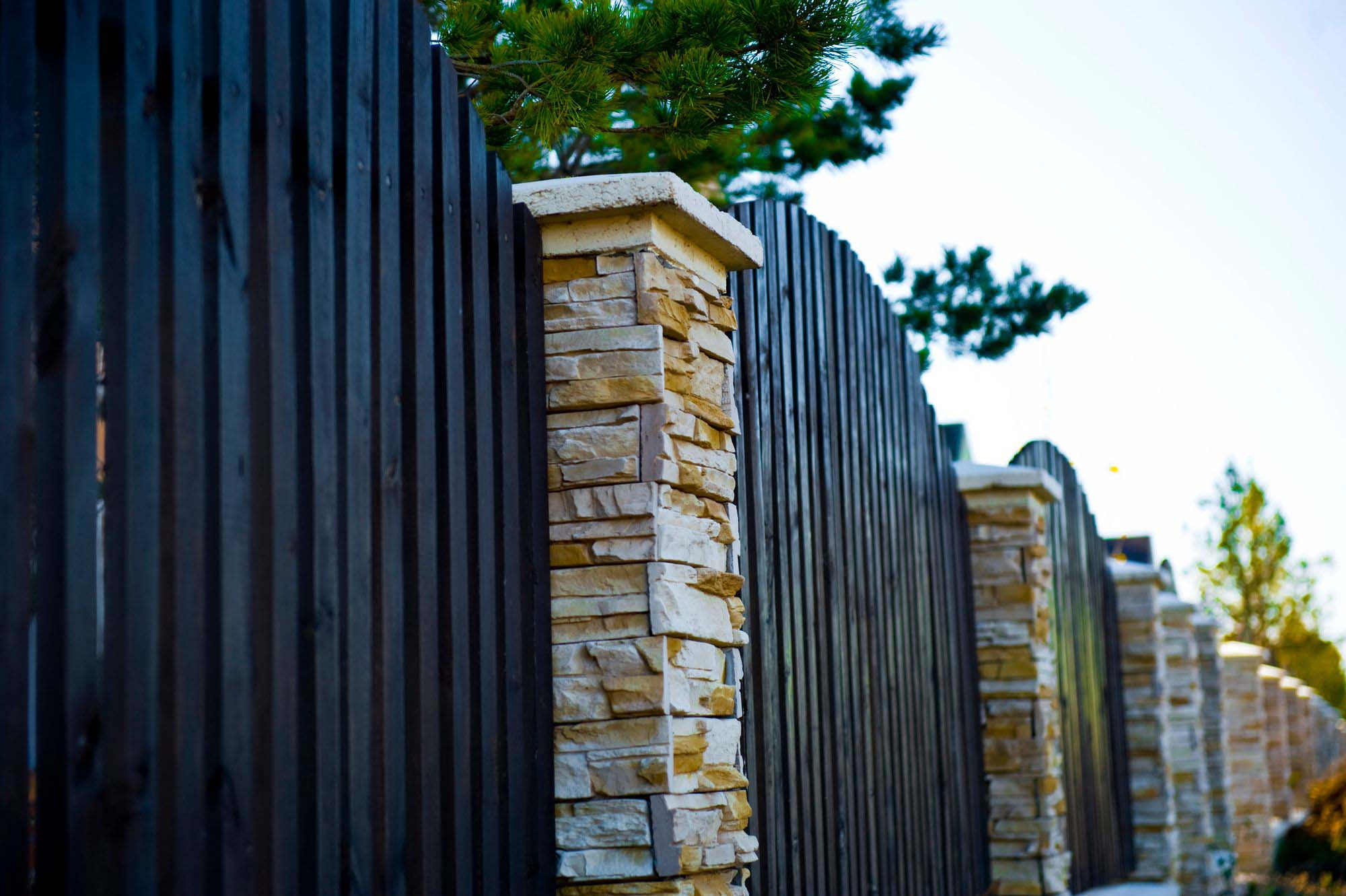 Affordable Residential Fence Installation in South Tampa