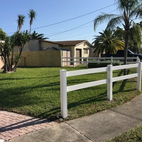 Tampa best fencing contractor