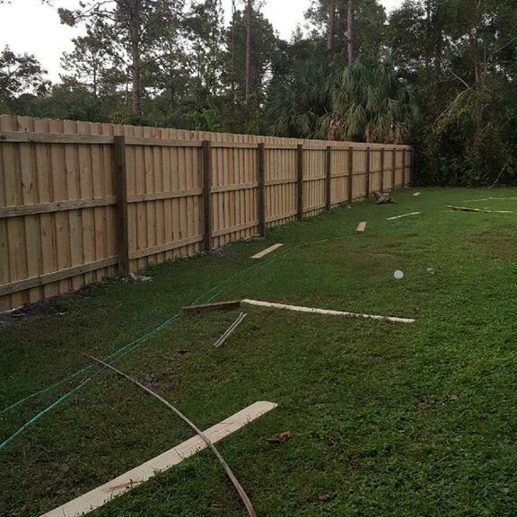 Tampa commercial fence services
